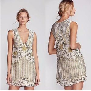 Spell and the Gyspy Collective Elsa Sequin Dress L